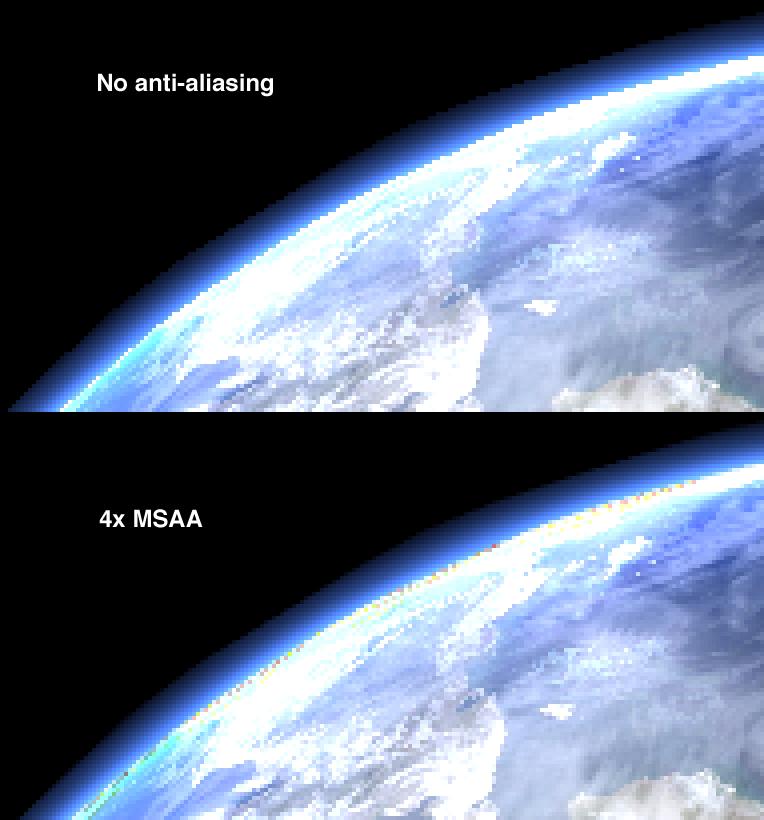 [MegaPost] TXAA, Anti Aliasing, MSAA y V - sync